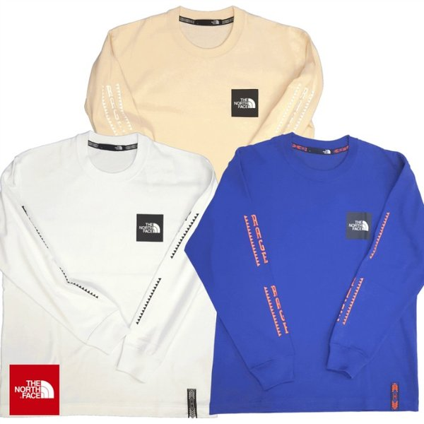 THE NORTH FACE/ザノースフェイス/RAGE LS Box Logo Tee/レイジロングスリーブボックスロゴTシャツ/NT31965|gpstore