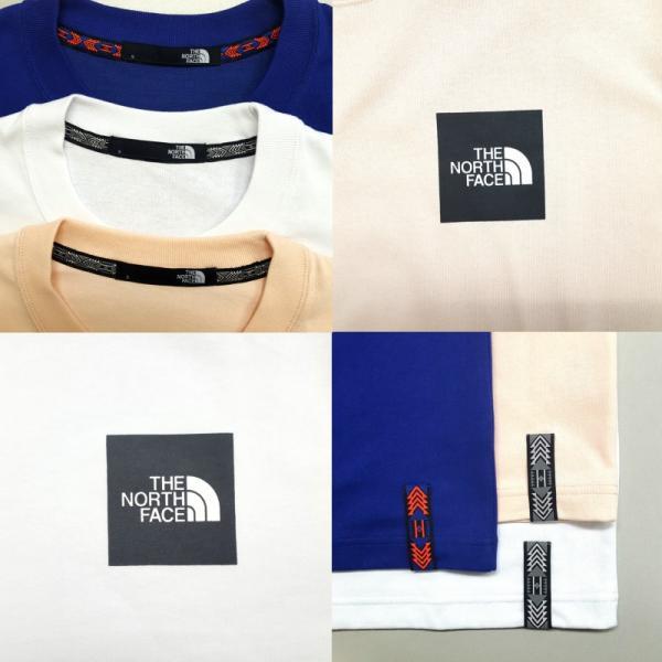 THE NORTH FACE/ザノースフェイス/RAGE LS Box Logo Tee/レイジロングスリーブボックスロゴTシャツ/NT31965|gpstore|05
