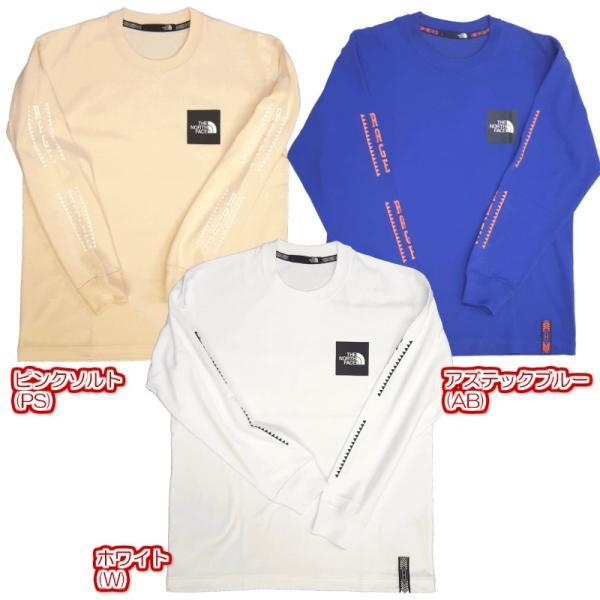 THE NORTH FACE/ザノースフェイス/RAGE LS Box Logo Tee/レイジロングスリーブボックスロゴTシャツ/NT31965|gpstore|06