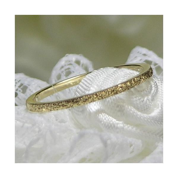 10金ゴールド シンプル ピンキーリング ファランジリング 人気ブランド|クリスマスプレゼント|ホワイトデーお返し