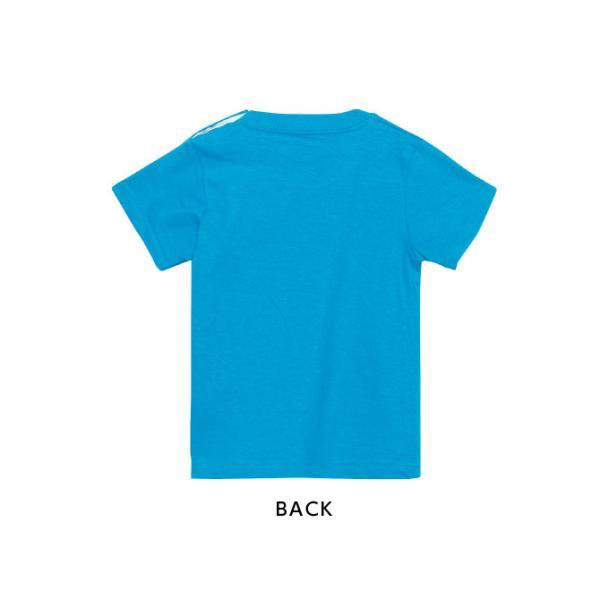 Tシャツ ベビー 半袖 無地 Printstar(プリントスター) 5.6オンス ヘビーウェイトベビーTシャツ 00103-CBT|grafit|03