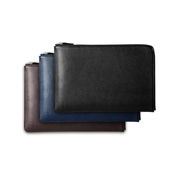 GRAMAS グラマス MacBook Air 11inch 本革 レザーケース スリーブ Meister Leather Sleeve 高級 ビジネス ギフト|gramas