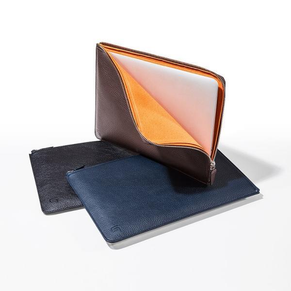 GRAMAS グラマス MacBook Air 11inch 本革 レザーケース スリーブ Meister Leather Sleeve 高級 ビジネス ギフト|gramas|02