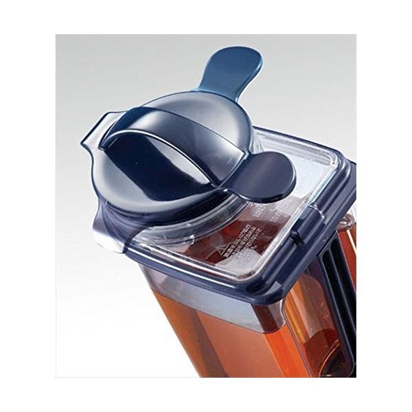 岩崎 冷水筒 ブルー 2.2L タテヨコ・ハンドルピッチャー ネクスト K-1297NB|grandbox|03