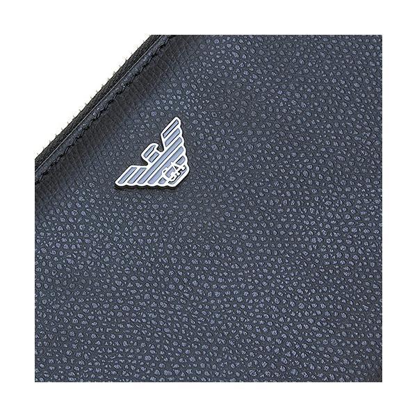 Made In Italy エンポリオアルマーニ EMPORIO ARMANI ラウンドファスナー長財布(小銭入れ付き) BLACK ブラック YEME49 YAQ2E 81072 grande-tokyo 06