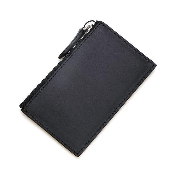 バーバリー BURBERRY カードケース ロゴプリントレザー ジップカードケース ブラック ALWYN 8014709 A1189 BLACK|grande-tokyo|02