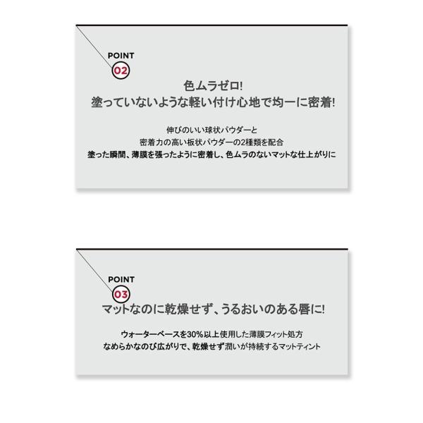 クリオ マッド マット ティント CLIO MAD MATTE LIP TINT 4.5ml 韓国コスメ 韓国リップ CLIOリップ リップ ティント リップティント|grandpark|07