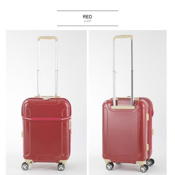 スーツケース ACTUS アクタス (Sophie ソフィー 機内持込 キャビンサイズ 小型 Sサイズ 拡張トップOPEN) 53cm (Sサイズ)(キャリーバッグ)(送料無料)|grandplace|14