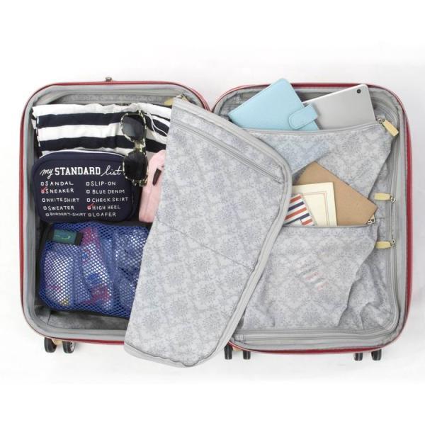 スーツケース ACTUS アクタス (Sophie ソフィー 機内持込 キャビンサイズ 小型 Sサイズ 拡張トップOPEN) 53cm (Sサイズ)(キャリーバッグ)(送料無料)|grandplace|06
