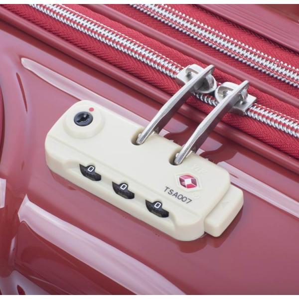 スーツケース ACTUS アクタス (Sophie ソフィー 機内持込 キャビンサイズ 小型 Sサイズ 拡張トップOPEN) 53cm (Sサイズ)(キャリーバッグ)(送料無料)|grandplace|08