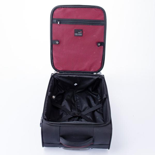 スーツケース ヒデオワカマツ HIDEO WAKAMATSU (FLY II・フライ2)55cm (Sサイズ)(キャリーバッグ)|grandplace|03