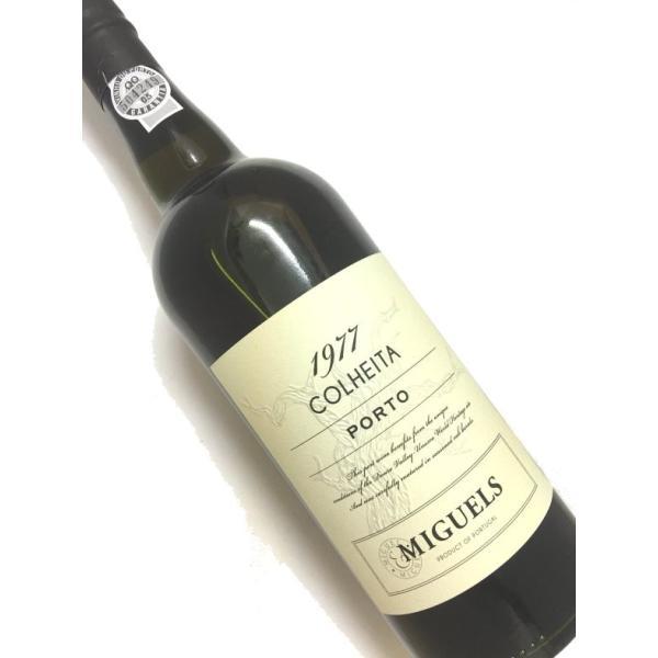 1977年 ミゲル コルヘイタ ポート 750ml ポルトガル
