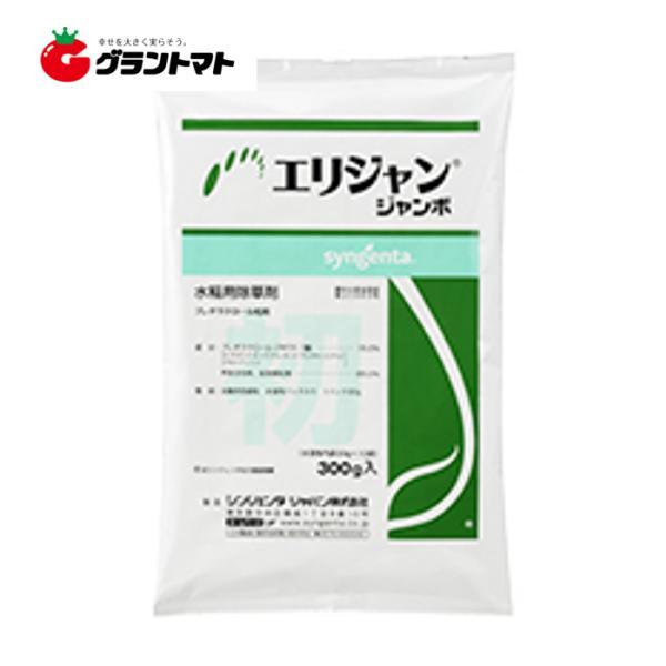 エリジャンジャンボ 300g(30g×10パック) 水稲用除草剤 初期除草剤 農薬 シンジェンタ