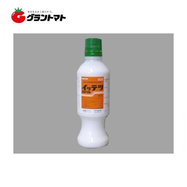 イッテツフロアブル 500ml 水稲用初中期一発除草剤 農薬 住友化学【取寄商品】
