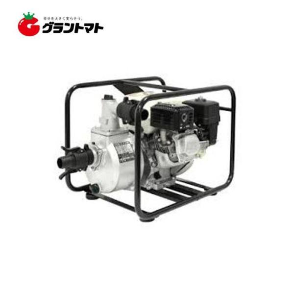 ハイデルスポンプ KH-40P ホンダGP160エンジン搭載 4サイクルエンジン ワンタッチ付 工進【取寄商品】
