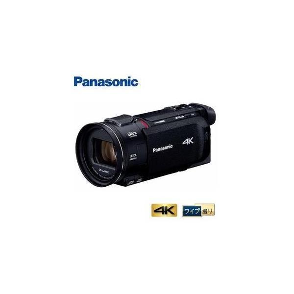 パナソニック デジタルビデオカメラ 4K ワイプ撮り 64GB HC-WXF1M-K ブラック[10000円アマゾンギフト付]