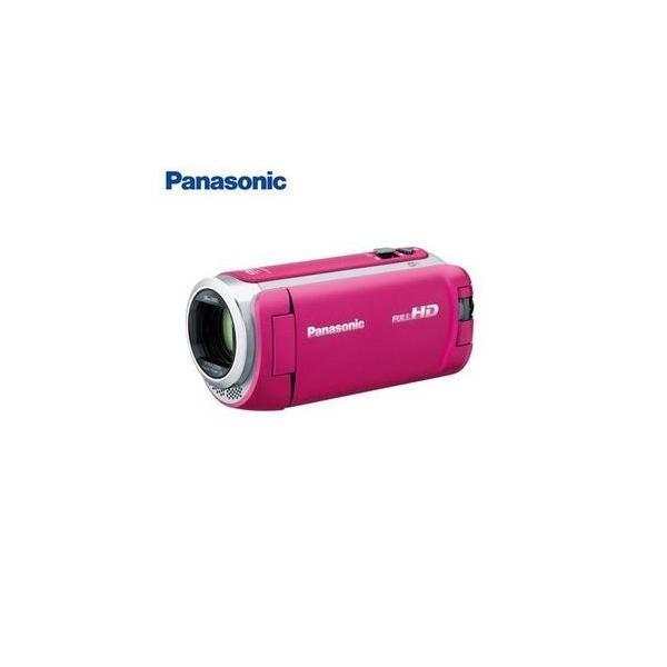 パナソニック デジタルハイビジョンビデオカメラ 64GBメモリー内蔵 HC-WZ590M-P ピンク[10000円アマゾンギフト付]