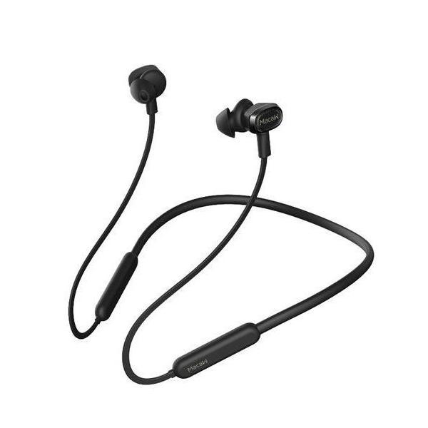 【5セット】 マカウ Bluetooth対応ダイナミック型カナルイヤホン(ブラック) MacaW MW-TX80-…[10000円キャッシュバック]
