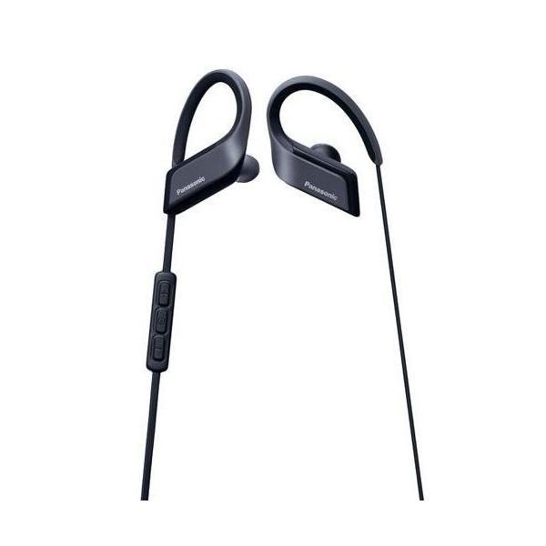 【5セット】 パナソニック Bluetooth対応ダイナミック密閉型カナルイヤホン(ブラック) Panasonic RP-BTS…【15倍ポイント】