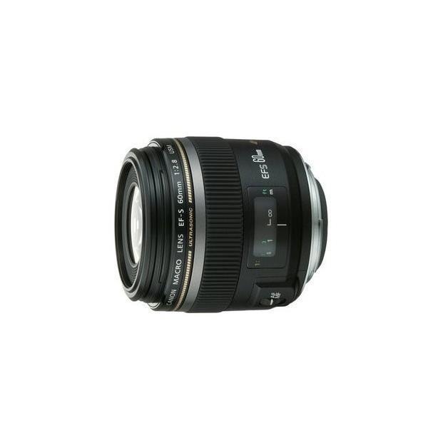 CANON EF-S60mm F2.8 マクロ USM 中望遠マクロレンズ[10000円アマゾンギフト付]