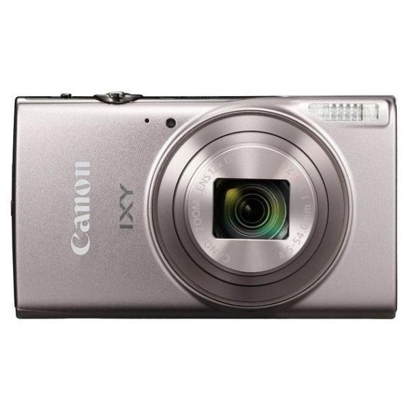 CANON IXY 650 シルバー コンパクトデジタルカメラ【15倍ポイント】