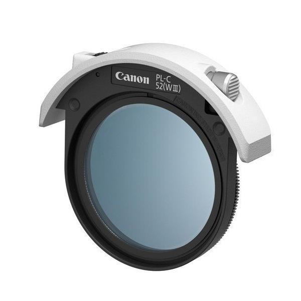 CANON PL-C52(WIII) ドロップイン円偏光フィルター納期:お取寄せ[10000円キャッシュバック]