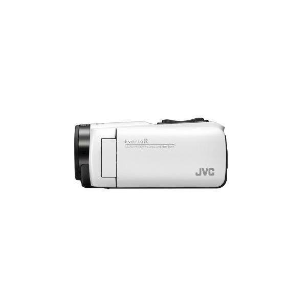 ビクター GZ-R480-W 32GBハイビジョンメモリームービー(シャインホワイト)【15倍ポイント】