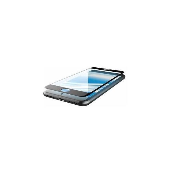 【10セット】 エレコム iPhone 876s6用フルカバーガラスフィルム3次強化BLカット ブラック PM-A…[10000円キャッシュバック]|gratiashopping|01
