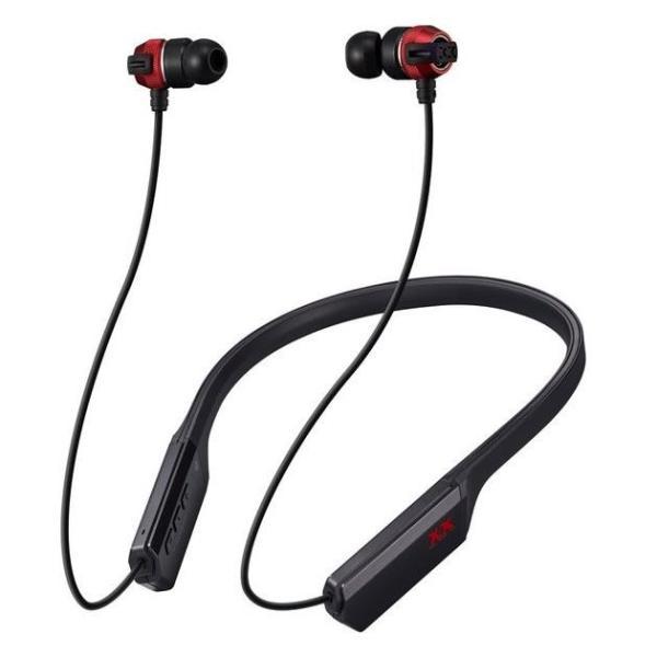 【3セット】 JVC Bluetooth対応ダイナミック密閉型カナルイヤホン(レッド) XXシリーズ HA-FX3…[10000円キャッシュバック]