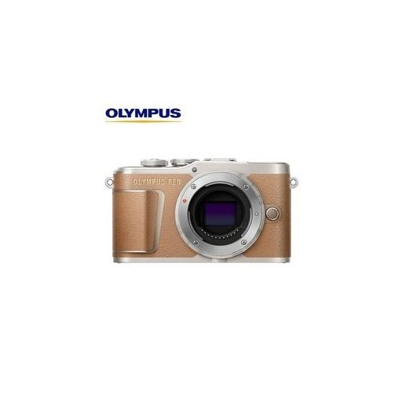 オリンパス デジタル一眼カメラ ミラーレス一眼カメラ PEN E-PL9 ボディー E-PL9-BODY-BR ブラウン【15倍ポイント】