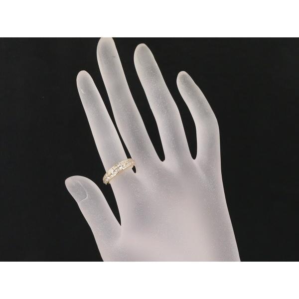ダイヤ ダイヤモンド 0.92ct 指輪 K18YG  GENJ  超大幅値下げ品