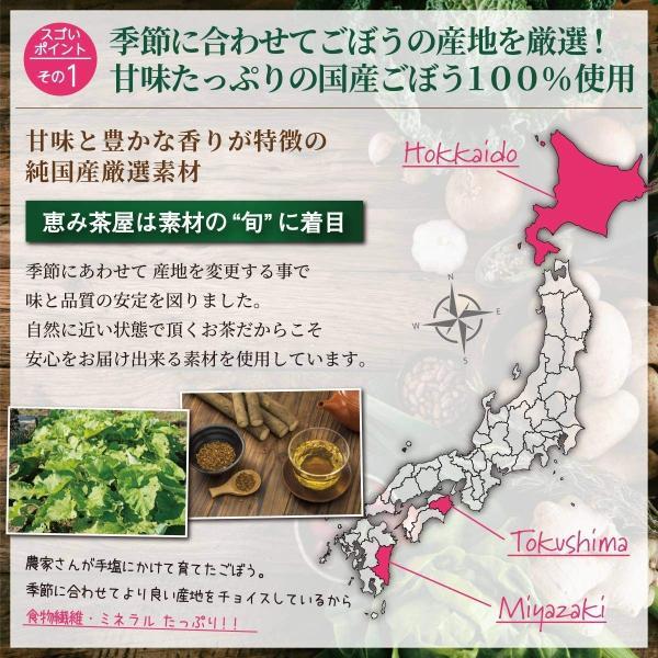 ごぼう茶 2g×40包 国産 恵み茶屋|green-landscape-inc|04