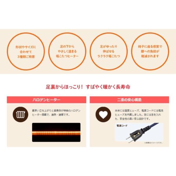 【メトロ MPQ-100(N)】 コルチェヒーター 100W メトロ電気工業 [MPQ100N] 『送料区分2』|green-rise|03