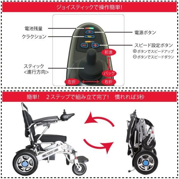 折り畳み電動車いす SKIP WALKER|greenfield-net|05