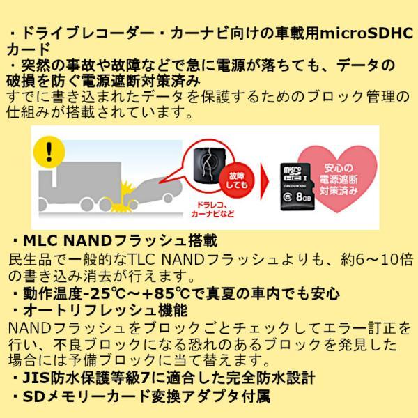 ドラレコ対応 32GBドライブレコーダー向けmicroSDHCカード GH-SDM-A32G グリーンハウス greenhouse-store 03