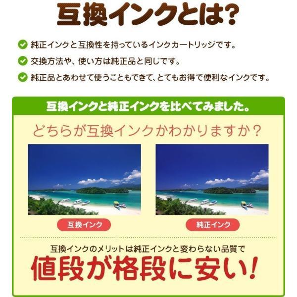 エプソンインクカートリッジ  互換インク  RDH-4CL 4色セット RDH プリンターインク|greenlabel|03