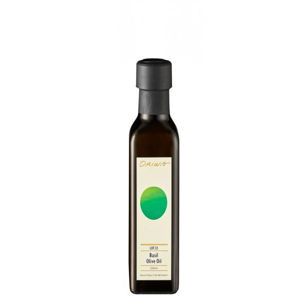 ORIWA_Lot 32 2019 バジルオリーブオイル(250ml) <ニュージーランド産 オーガニック>< Lot 32 2019 Basil Infused Olive Oil 250ml >|greenpasture-japan