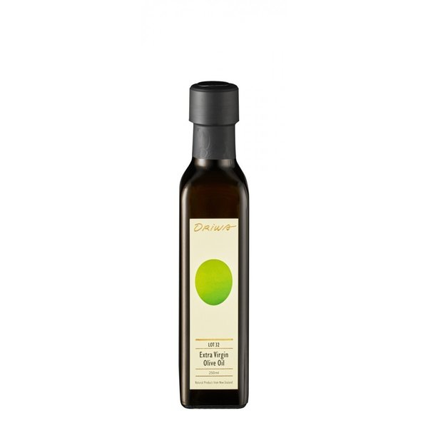 ORIWA_Lot 32 エキストラバージン オリーブオイル2019 (250ml) <ニュージーランド産 オーガニックオリーブオイル>|greenpasture-japan