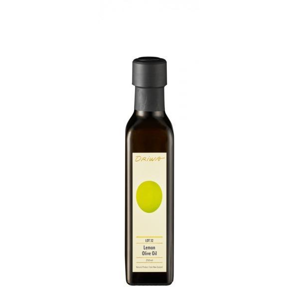 ORIWA_Lot 32 レモンオリーブオイル2019 (250ml) <ニュージーランド産 オーガニックオリーブオイル>|greenpasture-japan