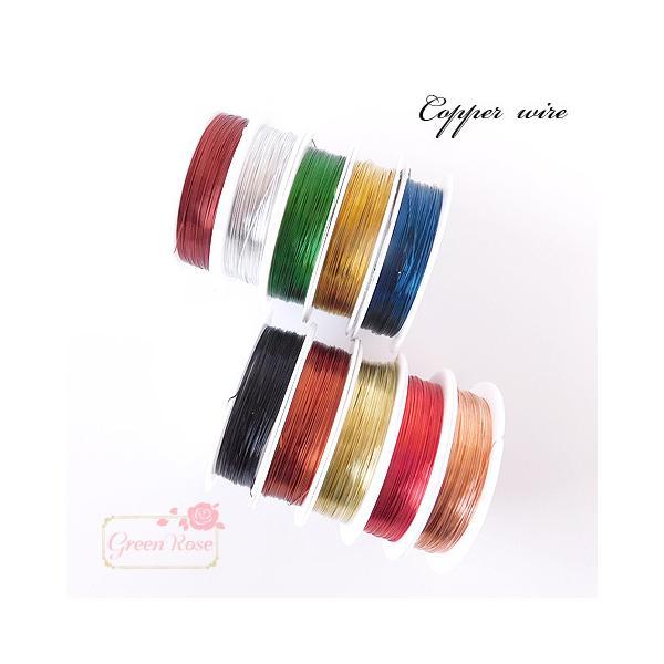 真鍮製ワイヤー 1巻 針金   2105 wire014