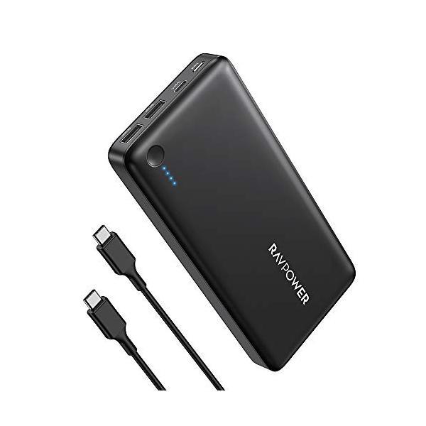 RAVPower(ラブパワー) 『 USB-C モバイルバッテリー 26800mAh(RP-PB058)』