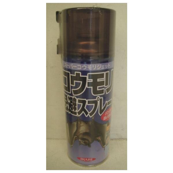 スーパーコウモリジェット420mlイカリ消毒(コウモリ忌避剤)