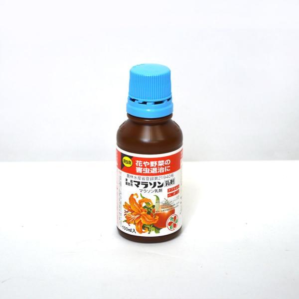 殺虫剤  マラソン乳剤 100ml 住友化学園芸|greentime|02