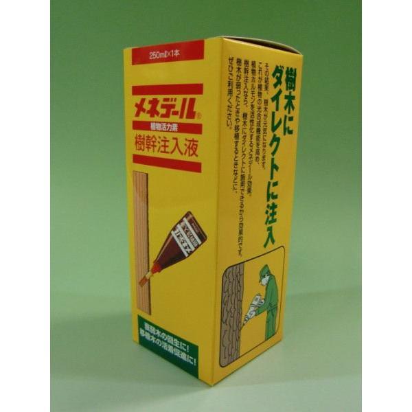 メネデール 植物活力素 250ml 樹幹注入液 | 肥料 活力剤 アンプル剤