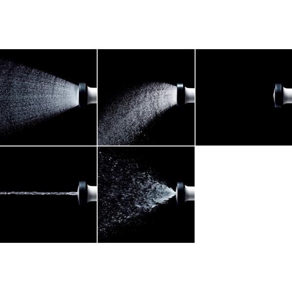 ホースリール 30m タカギ 巻き取り ガイド付 送料無料 マーキュリーツイスター RT330TNB takagi 安心の2年間保証 greentools 06