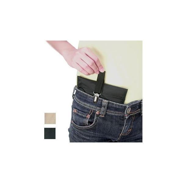 GPT セキュリティ 貴重品入れ パスポート ケース ネオスライドポケット スリ対策 防犯 海外旅行 隠しポケット 日本製 5点迄メール便OK(gu1a025)