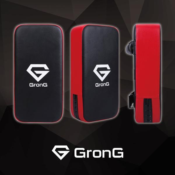 GronG(グロング) キックミット キックボクシング 空手 格闘技 ボクササイズ 2個セット|grong|05