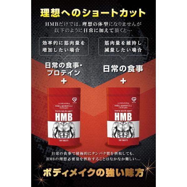 GronG(グロング) HMB サプリメント 国産 タブレットタイプ 360粒 90000mg 配合率89%以上|grong|06