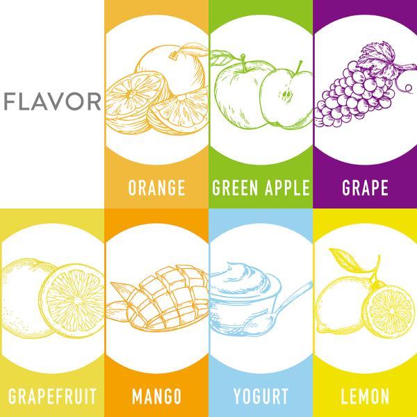 GronG(グロング) BCAA 含有率84% マンゴー 風味 1kg (100食分)  分岐鎖アミノ酸 サプリメント 国産|grong|07