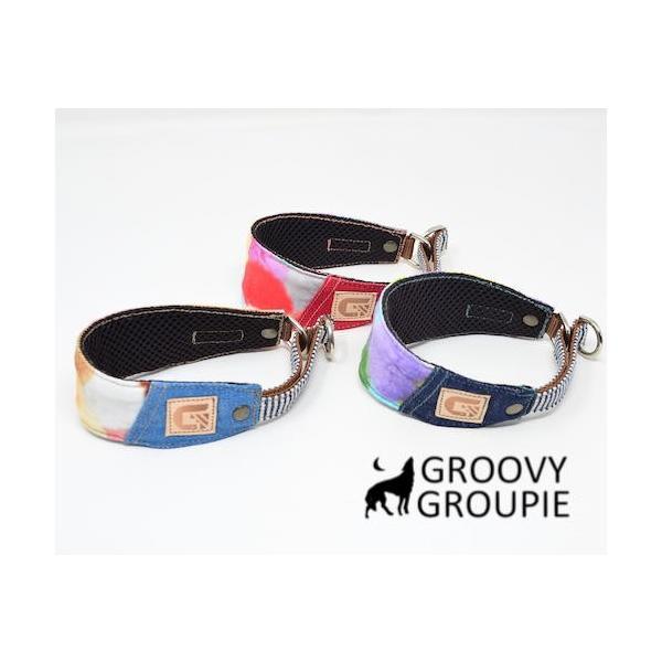 カラフルbonbonプリント!ハーフチョーク【小型犬用】ミニピン・イタグレにぴったり!|groovygroupie|02